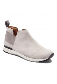 Vionic Cece Boot Light Grey